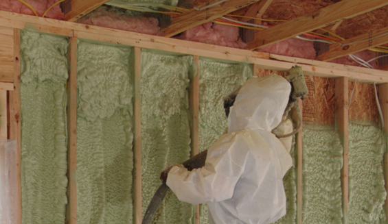 Spray Foam Insualtion Huntsville
